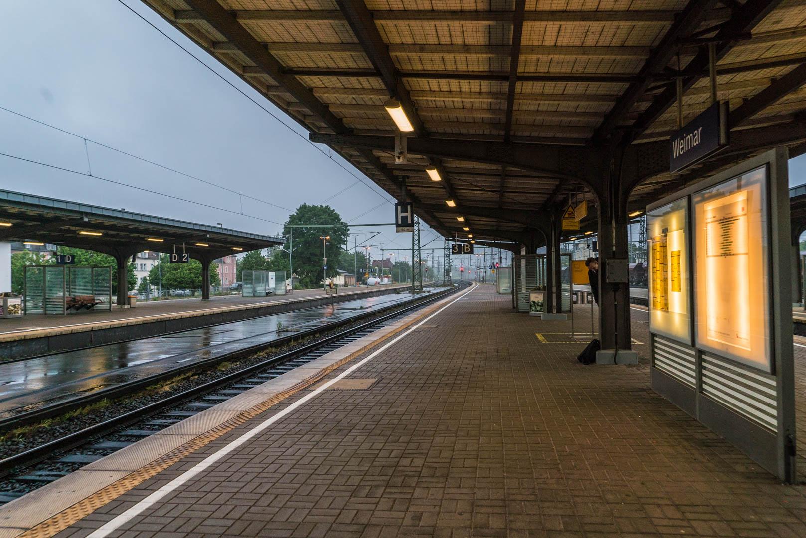 Hauptbahnhof Köln Gleise